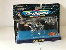 Micro Machines Star Wars X-Wing Starfighter Galoob 1995 Toys Lucas