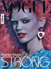 November Vogue Magazines