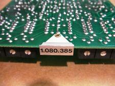 Studer 80 1.080.385 electronics card