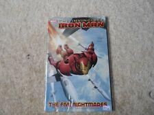 Invincible Iron Man Vol 1 - The Five Nightmares  (Iron Man (Marvel Comics) NEW