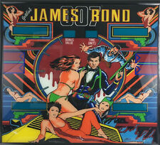 JAMES BOND Complete LED Lighting Kit custom SUPER BRIGHT PINBALL LED KIT
