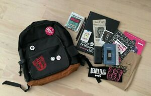 SYFY Deadly Class Presskit BT Speaker, Backpack, Yearbook, Comic, RARE Cards