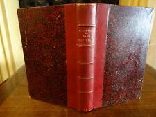 Trois nouvelles Marcel Prévost Lemerre 1898 Edition Originale