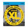 D'Addario EXL125 Super Light Top/Regular Bottom Electric Guitar Strings 9-46