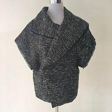 DKNY Weave Wrap Jacket Size 12