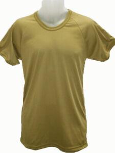 T Shirt -Khaki - Crew - Army & Military