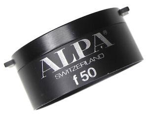 Alpa Hood for 50mm f1.9 Macro-Switar   #19