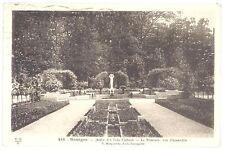 CPA 18 - BOURGES (Cher) - 448. Jardin des Prés Fichaux - La Roseraie