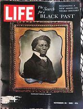 LIFE MAGAZINE Nov 22 1968 * Black History * Kenya * Evolution vs Courts * Braces