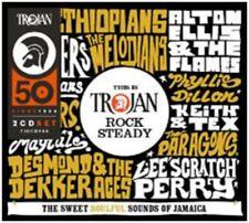 This is Trojan Rock Steady - New 2CD Album