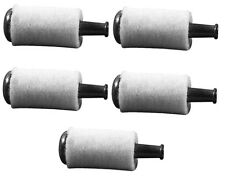 (5) CHAINSAW FUEL FILTER for A69923 HOMELITE XL-12 SUPER XL 360