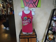 Proud To Be A Pony My Little Pony pink girls XL tank top entertainment franchise