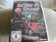 Holzfäller 2012 Simulator Neuauflage EAN: 4020636113895