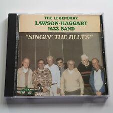 The Legendary Lawson-Haggart Jazz Band – Singin' the Blues (CD) – Mint*