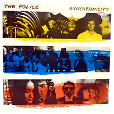 The Police SYNCHRONICITY AMLX63735 1983 Sting Vinyl Record LP Album 1980s Music