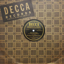 BING CROSBY & ANDREWS SISTERS Tallahassee/Go West Young Man DECCA 23885 E+ HEAR