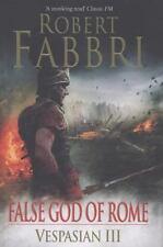 Vespasian: False God of Rome 3 by Robert Fabbri (2013, Hardcover)