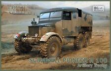 Scammell Pioneer R100 Trattore D'Artiglieria (British MKGS) #35030 1/35 IBG Nuovo di Zecca
