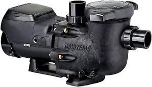 Hayward Pool W3SP3206VSP TriStar VS Variable-Speed Swimming Pool Pump, 2.7 HP