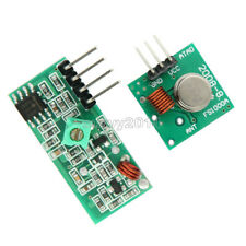 5pcs 433Mhz RF transmitter and receiver kit for Arduino