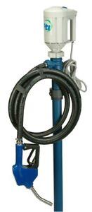 Finish Thompson EFP-40 & S1 Kit Drum Pump,115Vac,1/3 Hp,60 Hz