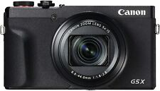 canon powershot g5x mark ii HDMI Bluetooth WiFi 4k 20.1 megapixels camera