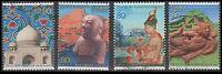 Japan 2810-2813 Diplomatic Relations Anniversaries (4 USED Stamps)