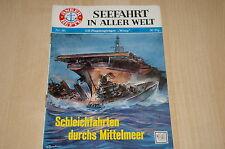 Anker Hefte Seefahrt in aller Welt Nr. 66 *Schleichfahrt durchs Mittelmeer* Z:1-