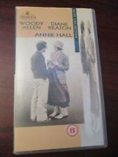 Woody Allen Annie Hall Vhs Video Tape (New)