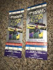 NASCAR BRICKYARD 400 AUG 5 2000 2 TICKET LOT
