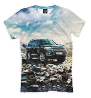 Toyota land cruiser t-shirt - Offroad car SUV tee offroader 4x4