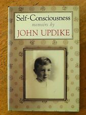 Self-Consciousness - memoirs by John Updike (HC/DJ, 1989)