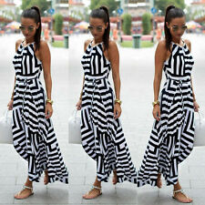 Women Sexy Summer Dress Maxi Long Evening Party Dress Sundress Fine Nice CUB AO