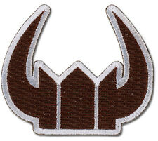 "Black Rock Shooter Black Gold Saw Icon Patch 2.5"" x 2.25"" Licensed GE Animation"