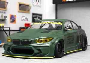 RC Body Car Drift Touring 1:10 BMW F22 M 2 Coupe F 22 style APlastics New Shell