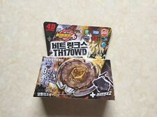 TAKARA TOMY METAL FUSION BEYBLADE BB109 Beat Lynx TH170WD Korean Package