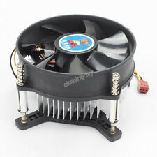 Super Mute PC Computer PC Intel LGA 775 CPU Cooler Heatsink Fan A37