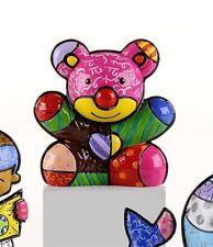 Romero Britto Mini'S Bear Second Edition New Item