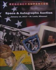 SUPERIOR Space & Autographs Auction / ORCOEXPO Stamp Show Auction