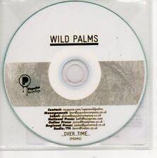 (AP566) Wild Palms, Over Time - DJ CD