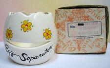 Vintage Josef Original Egg Separator W/ Box ~ a Lorrie Design ~Glazed Porcelain