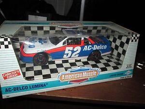 # 52 AC DELCO LUMINA  chevy  GM 1/18 AMERICAN MUSCLE ERTL 7587 1995