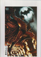 DETECTIVE COMICS #987 VARIANT BROOKS BRAINIAC BLACK LIGHTNING 82218