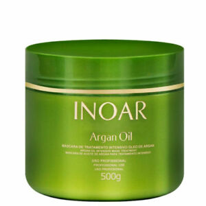 Inoar Professional Argan Oil Intense Mask Treatment Multi-Size