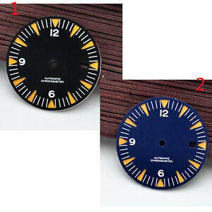 31MM Watch Dial For Swiss 2824 8215 8205 8200 Mingzhu 2813 Movement Durable