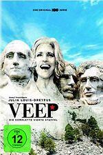 2 DVD-Box ° Veep ° Staffel 4 ° NEU & OVP