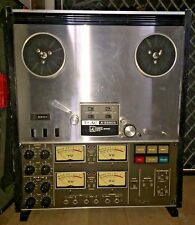 TEAC A-3340 4Channel Simul-Sync Vintage Reel To Reel Tape Deck/Recorder