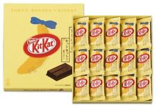[Tokyo Limited] KitKat × TOKYO BANANA flavor 15 packs in original box