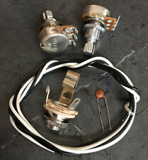 """Replacement Electronics for your Fender P-Bass! """"Do it yourself"""" Kit!"""