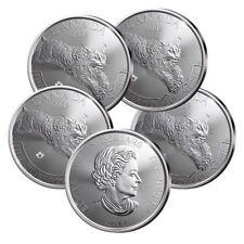 Royal Canadian Mint (RCM) Silber-Münzen 1 oz.
